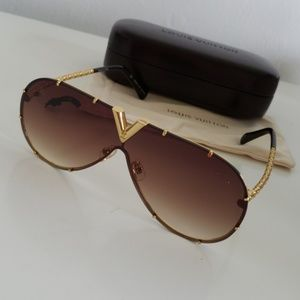 Authentic Sunglasses Louis Vuitton